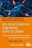 Les neurosciences cognitives dans la classe